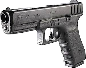 45 GAP chambered Glock 37