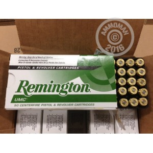 Picture of .40 S&W REMINGTON 180 GRAIN METAL CASE (500 ROUNDS)