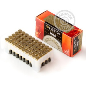 Picture of 22 LR FEDERAL GOLD MEDAL TARGET 40 GRAIN SUBSONIC (500 ROUNDS)