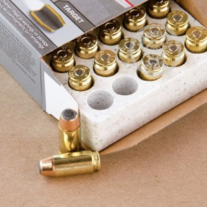 Picture of 40 S&W WINCHESTER WINCLEAN 180 GRAIN BEB (50 ROUNDS)