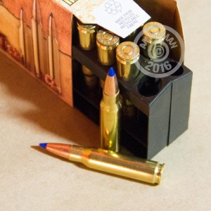 Picture of 308 BARNES TRIPLE-SHOCK X 150 GRAIN POLYMER TIP (20 ROUNDS)