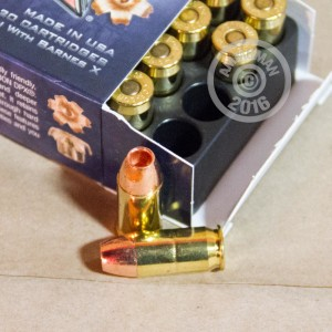 Picture of .45 ACP +P CORBON DPX 185 GRAIN SCHP (20 ROUNDS)