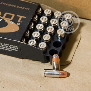 Picture of 9MM LUGER SPEER GOLD DOT 124 GRAIN JHP (50 ROUNDS)