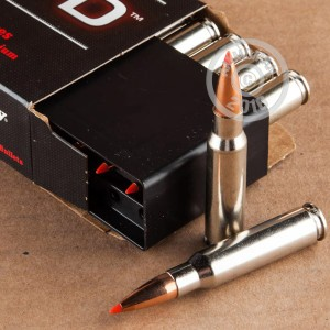 Picture of 308 WIN HORNADY TAP FPD 155 GRAIN POLYMER TIP (20 ROUNDS)