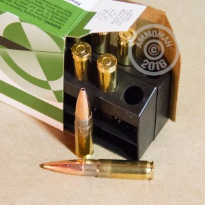 Picture of .300 AAC BLACKOUT REMINGTON 120 GRAIN OPEN TIP MATCH (20 ROUNDS)