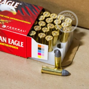 Picture of 38 SPECIAL FEDERAL 158 GRAIN LRN (50 ROUNDS)