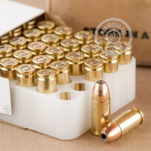 Picture of 9MM FEDERAL PERSONAL DEFENSE 115 GRAIN JHP (1000 ROUNDS)