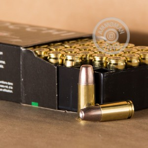 Picture of 9MM LUGER FIOCCHI 100 GRAIN FRANGIBLE (50 ROUNDS)