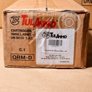 Picture of 7.62X39MM TULA 122 GRAIN FULL METAL JACKET (640 ROUNDS)