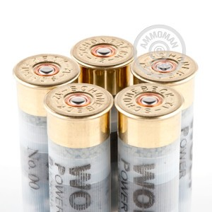 """Picture of 12 ga - 2-3/4"""" 00 Buck - 9 Pellets - Wolf - 250 Rounds"""