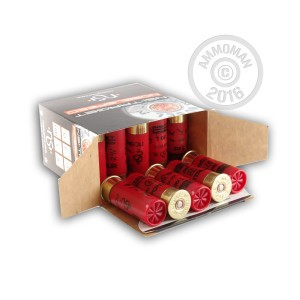 """Picture of 12 GAUGE NOBLE SPORT TARGET LOAD 2-3/4"""" #8 SHOT (25 ROUNDS)"""