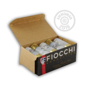 "Picture of 12 GAUGE FIOCCHI HIGH VELOCITY 2-3/4"" #00 BUCK (250 ROUNDS)"