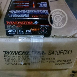 "Picture of 410 BORE WINCHESTER PDX1 DEFENDER 2-1/2"" 3DD (10 ROUNDS)"