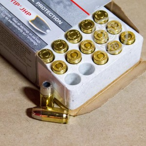 Picture of 380 ACP WINCHESTER SILVERTIP 85 GRAIN JHP (50 ROUNDS)