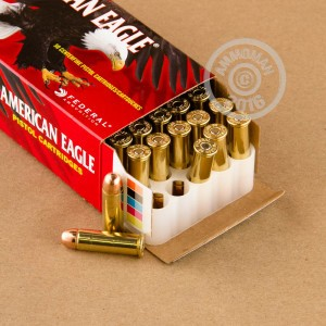Picture of 38 SPECIAL FEDERAL AMERICAN EAGLE 130 GRAIN FMJ (50 ROUNDS)
