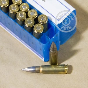 Picture of 7.62x39MM RBCD PERFORMANCE PLUS 124 GRAIN BMTSP (20 ROUNDS)