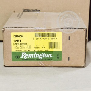 "Picture of 12 GAUGE REMINGTON EXPRESS 2-3/4"" #1 BUCK (5 SHELLS)"