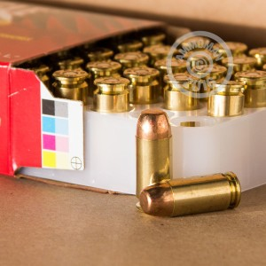 Picture of 40 S&W FEDERAL AMERICAN EAGLE 155 GRAIN FMJ (50 ROUNDS)