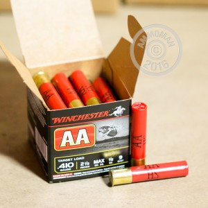 "Picture of 410 BORE WINCHESTER AA 2-1/2"" #9 SHOT (250 ROUNDS)"
