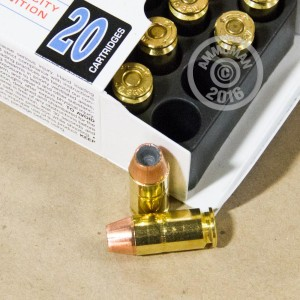 Picture of 40 S&W CORBON 150 GRAIN JHP (500 ROUNDS)