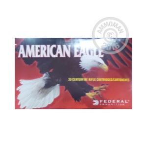 Picture of 300 AAC BLACKOUT FEDERAL AMERICAN EAGLE 150 GRAIN FMJ (20 ROUNDS)