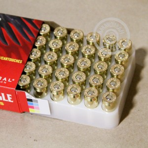 Picture of .45 ACP FEDERAL AMERICAN EAGLE 230 GRAIN FMJ (50 ROUNDS)