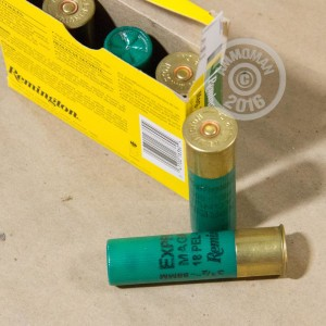 "Picture of 12 GAUGE REMINGTON EXPRESS MAGNUM BUCKSHOT 3-1/2"" #00 BUCK SHOT (5 ROUNDS)"