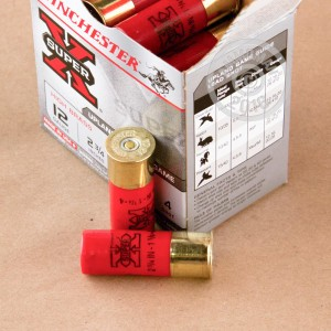 "Picture of 12 GAUGE WINCHESTER SUPER-X 2-3/4"" 1-1/4 OZ. #4 SHOT (25 ROUNDS)"