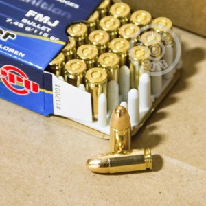 Picture of 9MM PRVI PARTIZAN 115 GRAIN FULL METAL JACKET (1000 ROUNDS)