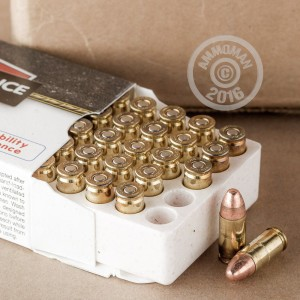 Picture of 9MM LUGER CORBON 147 GRAIN FMJ (50 ROUNDS)