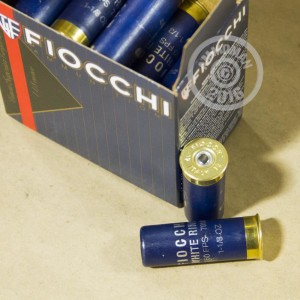 "Picture of 12 GAUGE FIOCCHI WHITE RHINO 2-3/4"" 1-1/8 OZ. 7-1/2 SHOT (25 ROUNDS)"