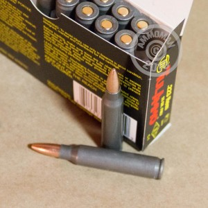 Picture of 223 REMINGTON TULA 55 GRAIN FMJ (20 ROUNDS)