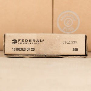 Picture of 380 ACP FEDERAL HYDRA-SHOK 90 GRAIN JHP (20 ROUNDS)
