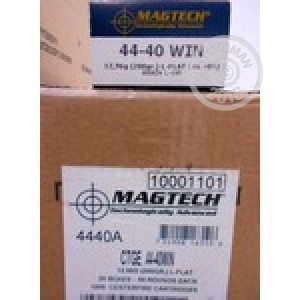 Picture of 44-40 MAGTECH 200 GRAIN LFN (50 ROUNDS)