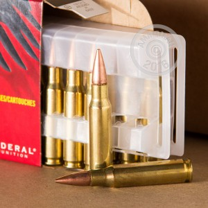 Picture of 308 FEDERAL 150 GRAIN #AE308D (500 ROUNDS)
