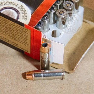 Picture of 38 SPECIAL +P FEDERAL HYDRA-SHOK 129 GRAIN JHP (20 ROUNDS)