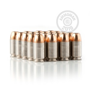 Picture of 45 GAP FEDERAL HYDRA-SHOK 185 GRAIN JHP (20 ROUNDS)