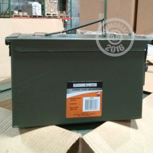 Picture of NEW 50 CALIBER MIL-SPEC AMMO CAN (1 CAN)