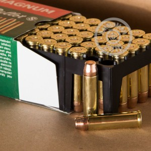 Picture of .357 MAGNUM SELLIER & BELLOT 158 GRAIN FMJ (50 ROUNDS)