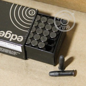 Picture of 22 LR ELEY EDGE 40 GRAIN LEAD FLAT NOSE (50 ROUNDS)