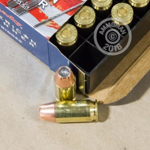 Picture of 45 ACP HORNADY AMERICAN GUNNER 185 GRAIN JHP (20 ROUNDS)