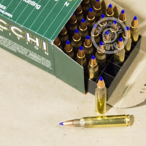 Picture of .223 REMINGTON FIOCCHI EXACTA 40 GRAIN JHP (50 ROUNDS)