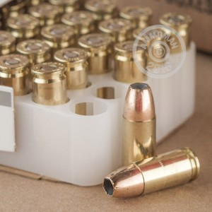 Picture of 9MM FEDERAL 147 GRAIN HI-SHOK JACKETED HOLLOW POINT (50 ROUNDS)
