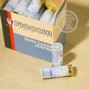 "Picture of 12 GAUGE FIOCCHI GAME AND TARGET 2-3/4"" #8 SHOT (250 SHELLS)"