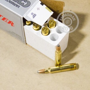 Picture of .223 REM WINCHESTER SUPER-X 55 GRAIN JSP (20 ROUNDS)