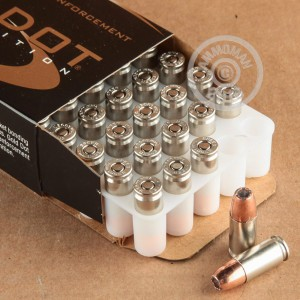 Picture of 9MM LUGER SPEER LE GOLD DOT 147 GRAIN JHP (50 ROUNDS)