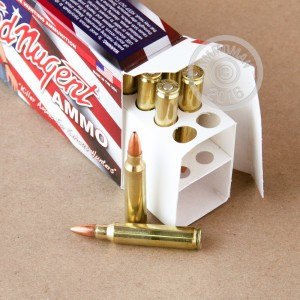 Picture of 223 REMINGTON PIERCE MUNITIONS BARNES TSX TED NUGENT 55 GRAIN GRAIN SCHP (20 ROUNDS)