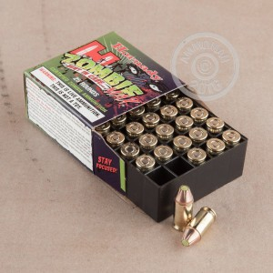 Picture of 380 AUTO HORNADY 90 GRAIN JACKETED HOLLOW POINT Z-MAX (25 ROUNDS)