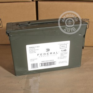 Picture of 5.56x45MM PENETRATOR GREEN TIP #M855 (SS109) IN AMMO CAN (420 ROUNDS)