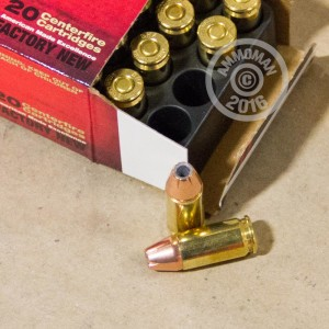 Picture of 9MM LUGER BLACK HILLS 124 GRAIN JHP (20 ROUNDS)